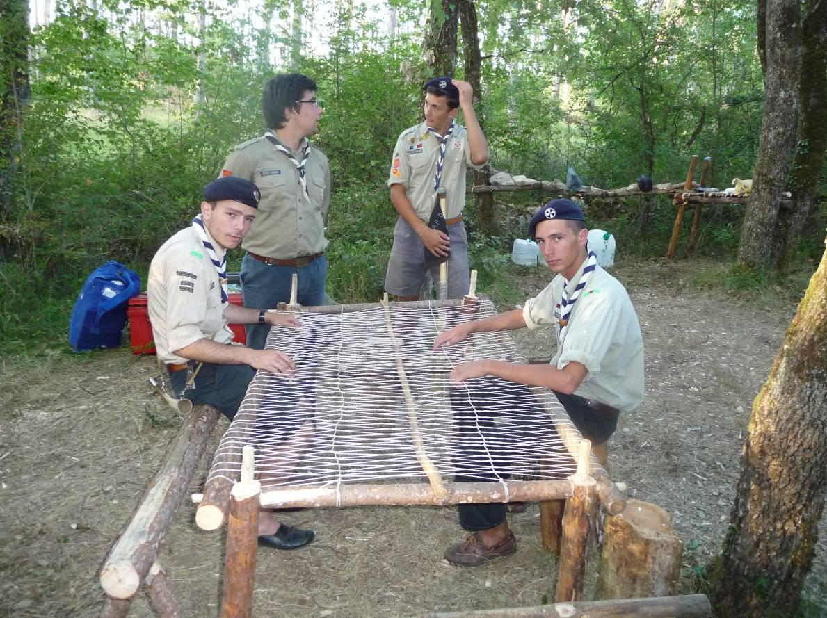 Camp d ete de filles en rut - 2 4